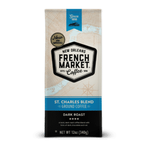 St. Charles Blend Dark Roast Ground Coffee Bag